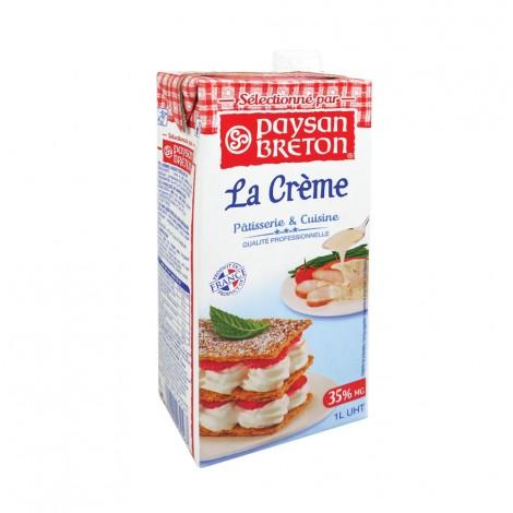 Paysan Breton Whipping Cream 1 Ltr