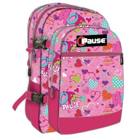 Pause (1040) School Bag Hope BackPack  2 PABB-504-E16