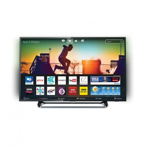 "Philips 4K Ultra Hd Smart Tv 43"", 43Put6002"