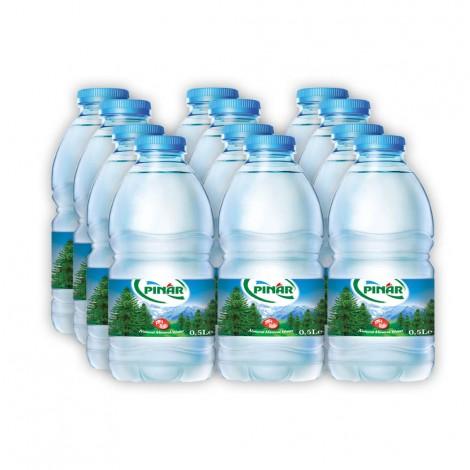 Pinar Natural Mineral Water 12x500ml