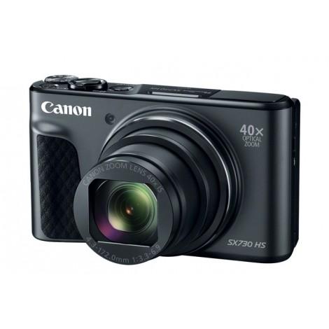 Canon PowerShot SX730 HS Black Digital Camera