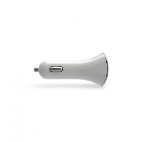 Puregear Universal 24W Car Charger Whi 60728PG