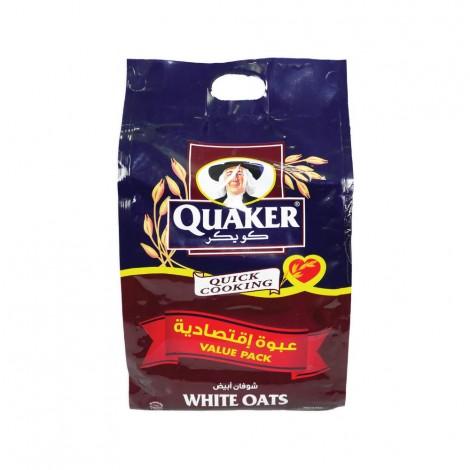 Quaker Oats Value Pack, 2Kg