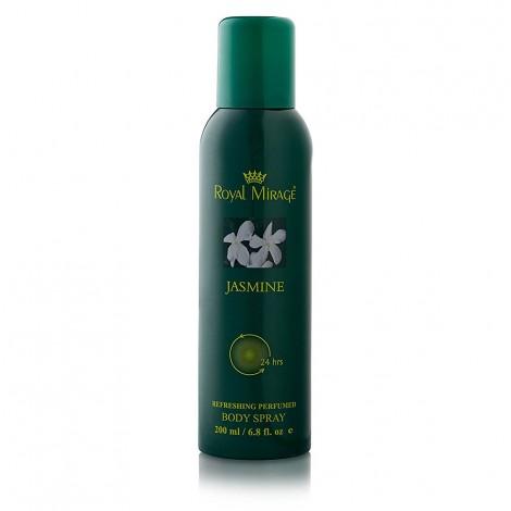 Royal Mirage Jasmine Body Spray - 200 ml