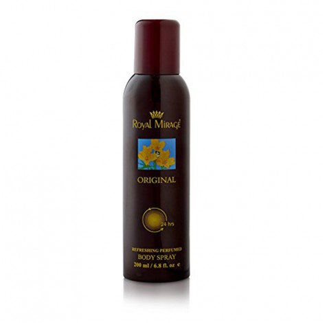 Royal Mirage Body Spray for Women - 200 ml