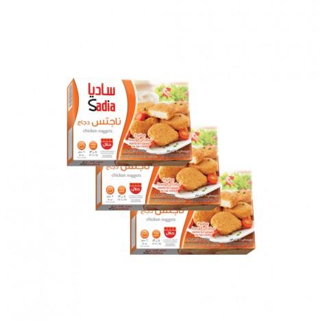Sadia Chicken Nuggets 3x270g
