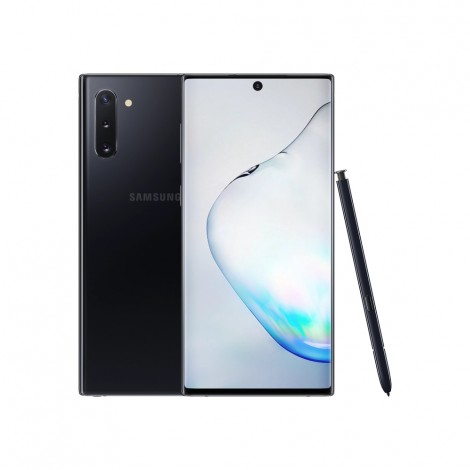 Pre-Order Samsung Galaxy Note10 256GB Aura Black