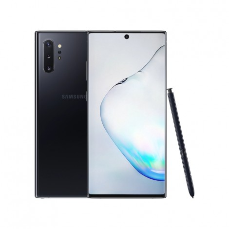 Samsung Galaxy Note 10Plus,  12GB 256GB - Aura Black, SM-N975FZKD