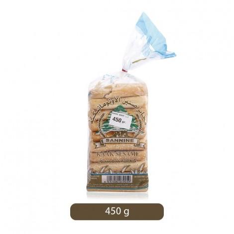 Sannine Kaak Sesame Bread - 450 g