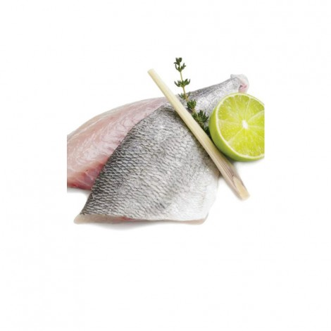 Sea Braem Skin On Fillet, Per Kg, Turkey
