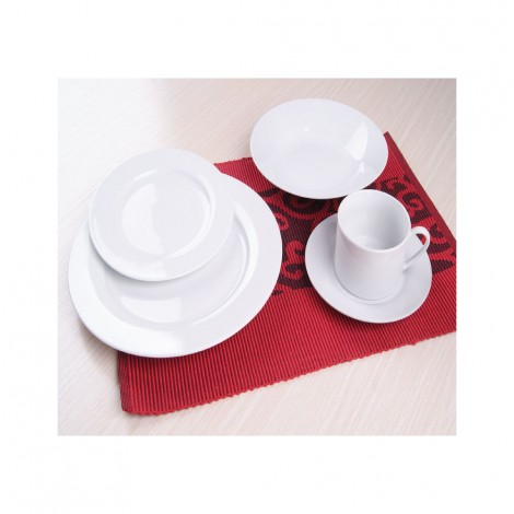 Shallow 20Pcs Dinner Set