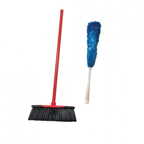 Sirocco Broom With Handle 5805+ Duster