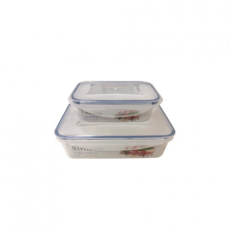 Sirocco Food Container 0.90L + 0.24L