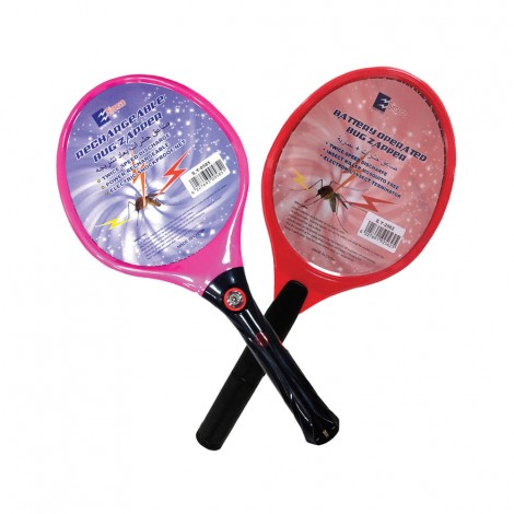 Sirocco Rechargeable+Battery Operated Mosquito Bat Assorted