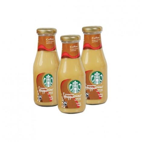 Starbucks Frappuccino Coffee  3x250ml