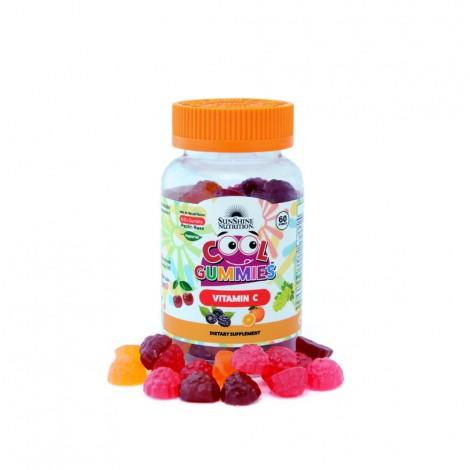 Sunshine Nutrition Cool Gummies Vitamin-C - 60's