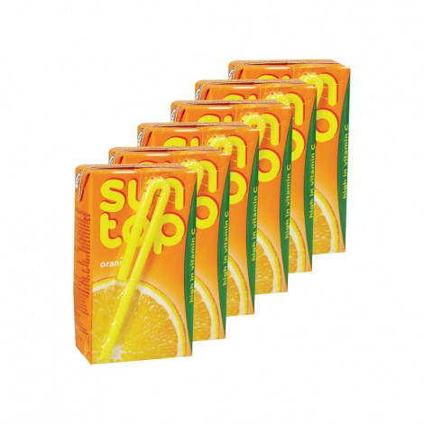 Suntop Juice Assorted - 6x250ml