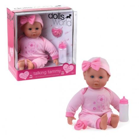 Dolls World Talking Tammy Try Me