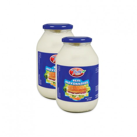Tasty Mayonnaise 2x946ml