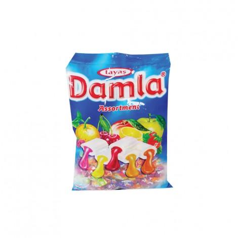 Tayas Damla Assorted Fruit Chews - 1Kg