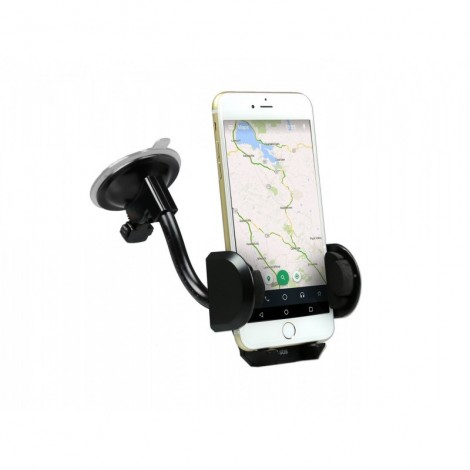 SBS TE0UCH20W Universal car holder for smartphone up to 5''