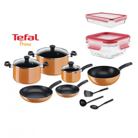 Tefal Prima 12Pcs Cooking Set