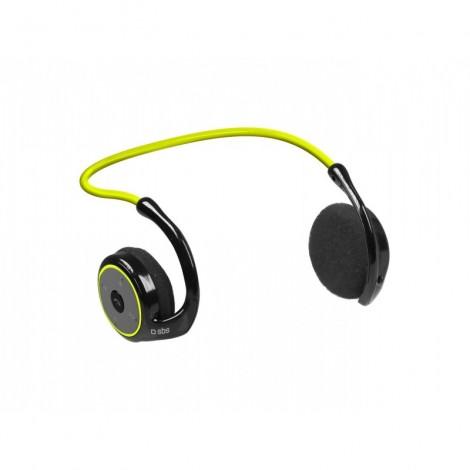 SBS TESPORTHEADPHBTY Bluetooth Stereo Headphone Sport Runway Fit