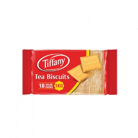 Tiffany Tea Biscuits 10x100gm