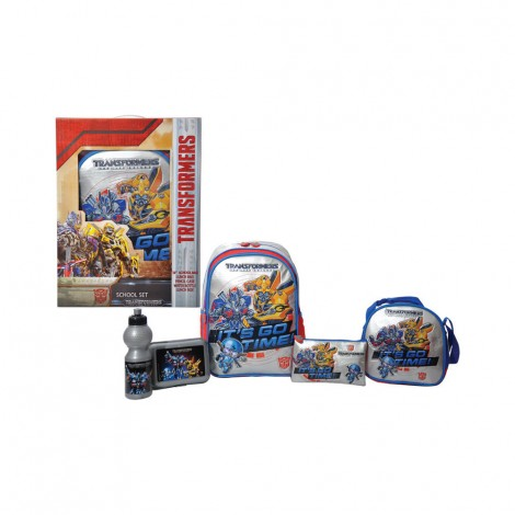 "Transformers 16"" Trolley Set"