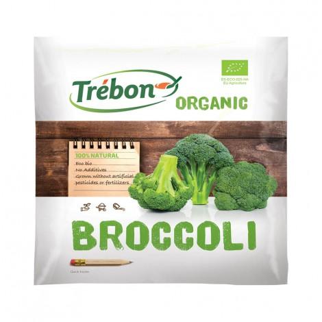 Trebon Organic Brocoli 40-60 - 400gm
