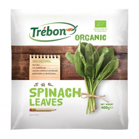 Trebon Organic Spinach Leaves - 400gm