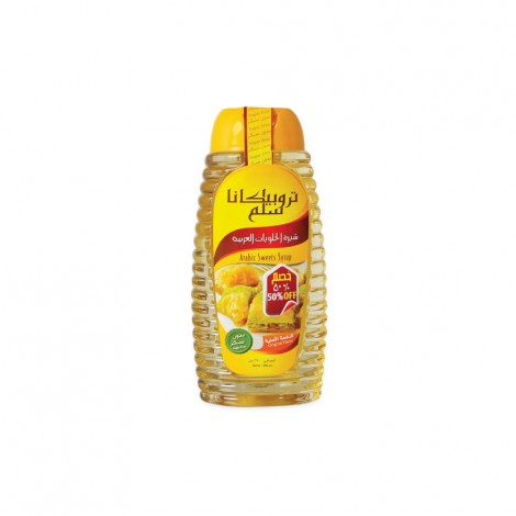 Tropicana Slim Arabic Sweet Syrup 350ml