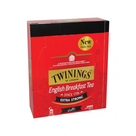 Twining All New Tea 100'S