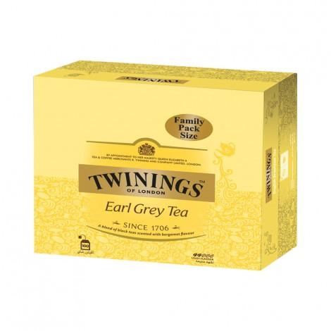 Twining Earl Grey Tea - 100's