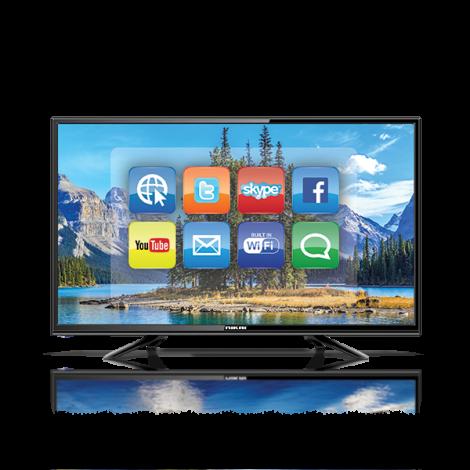 """Nikai UHD SMART LED TV 55"""" UHD55SLEDT"""
