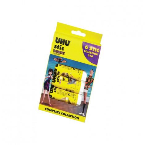 UHU Glue Stick 6x21gm