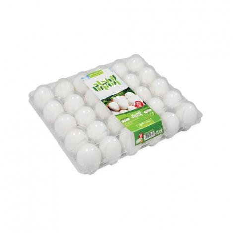 Union White Medium Eggs, 30's