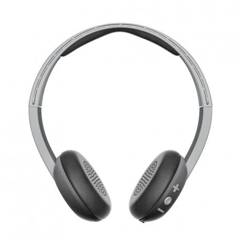 Skullcandy Uproar Wireless On Ear Headphone Gray S5URW-K609