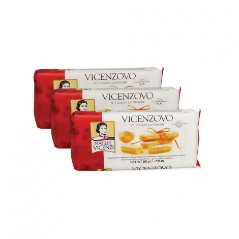 Vicenzi long Finger - 3x200gm