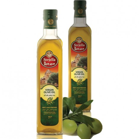Serjella Virgin Olive Oil 2X500