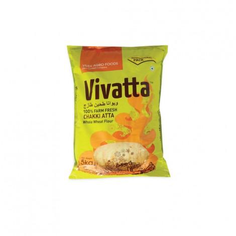 Vivatta Chakki Fresh Atta 5Kg