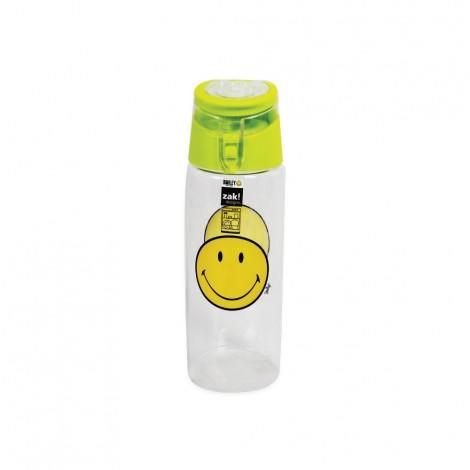 Zak Smiley Bottle 75Cl Green