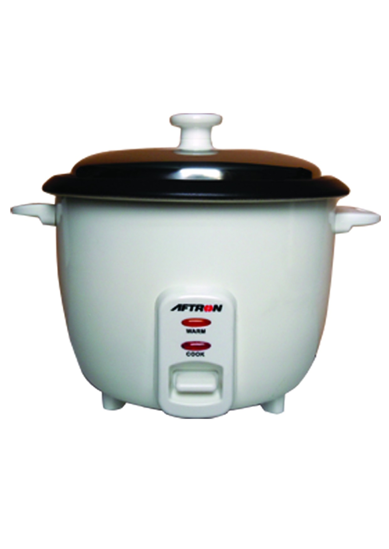 Aftron Rice Cooker 1.0 Ltr With Vegetable Steamer, AFRC1000A
