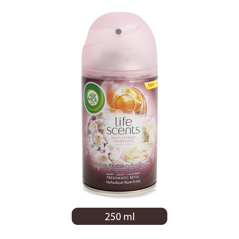 Air Wick Life Scents Summer Delight Freshmatic Refill - 250 ml