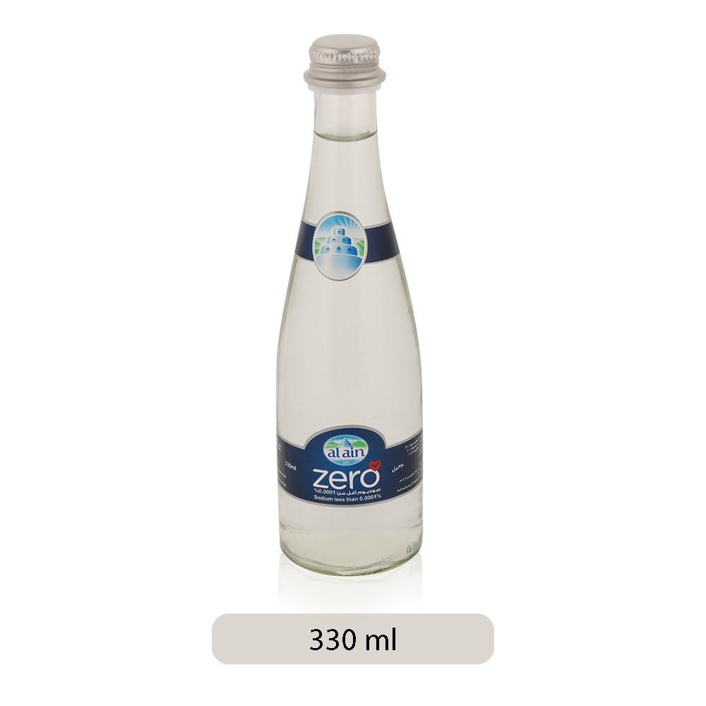 Al Ain Zero Water - 330 ml