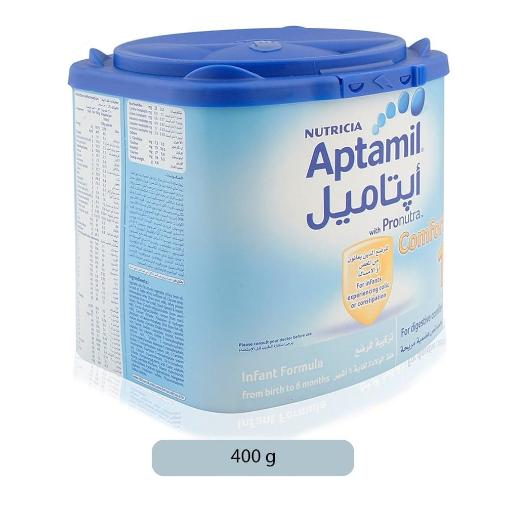Aptamil Comfort 1 Infant Milk Formula - 400 g