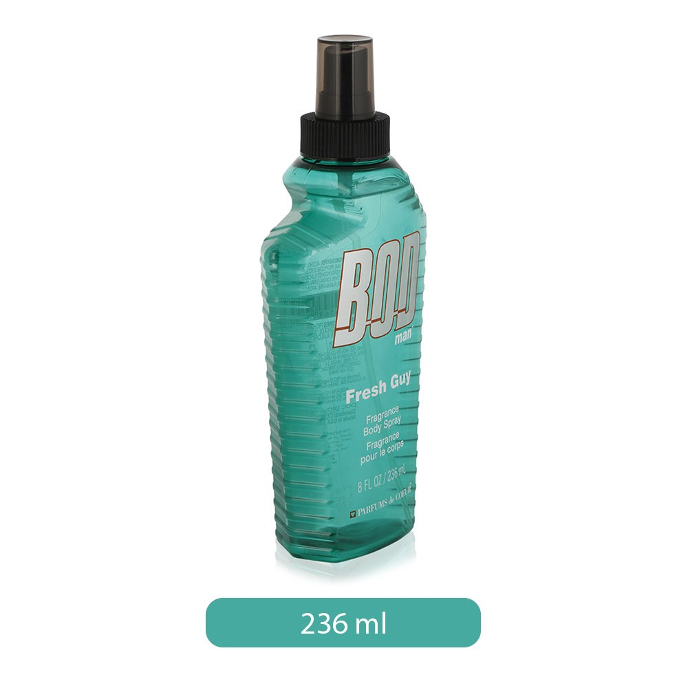 Bod Man Fresh Guy Fragrance Body Spray 236 Ml Parfums De Coeur