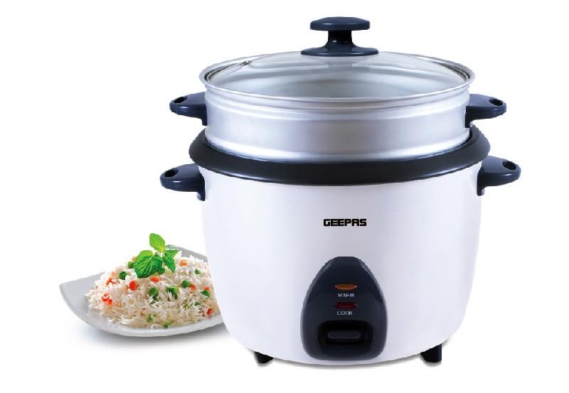 0eee3c4dc9f Geepas Automatic rice cooker
