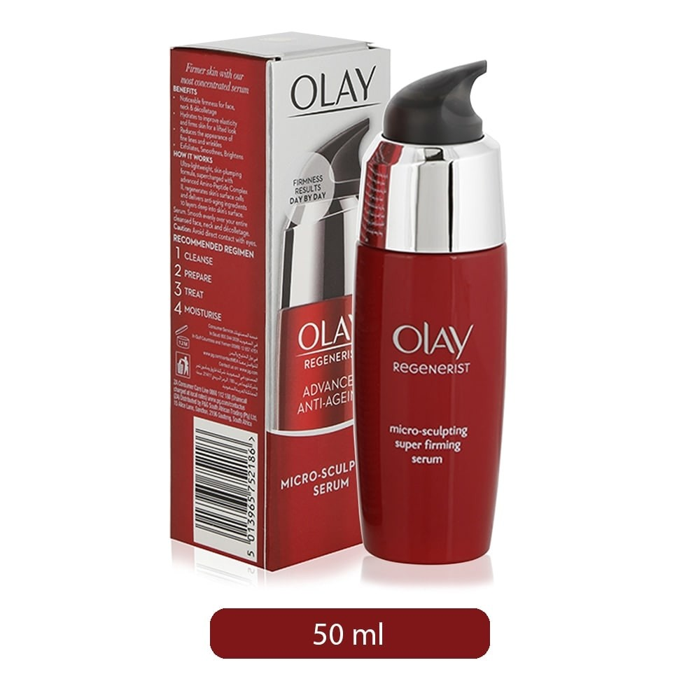 Olay Regenerist 3 Point Super Firming Serum 50 Ml Micro Sclupting By