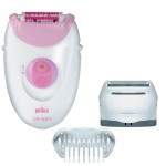 Braun Silk-epil 3 3270 Epilator With 3 Extras